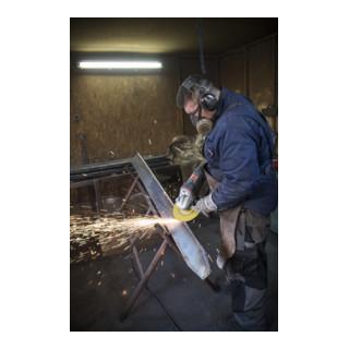 Klingspor A 24 EX Schruppscheiben, 125 x 6 x 22,23 mm gekröpft