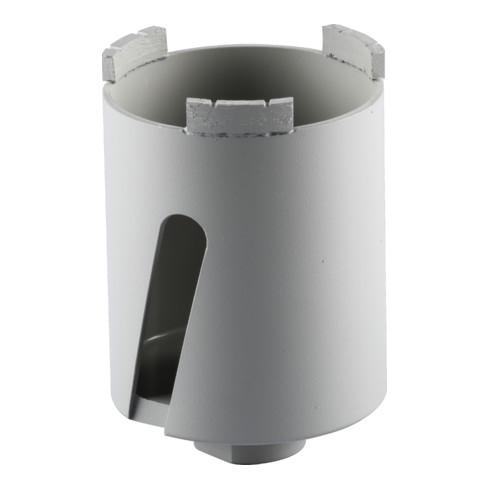 Klingspor Bohrkrone DD 600 U 24 x 3,5 x 7 mm Standardverzahnung Gewinde M 16