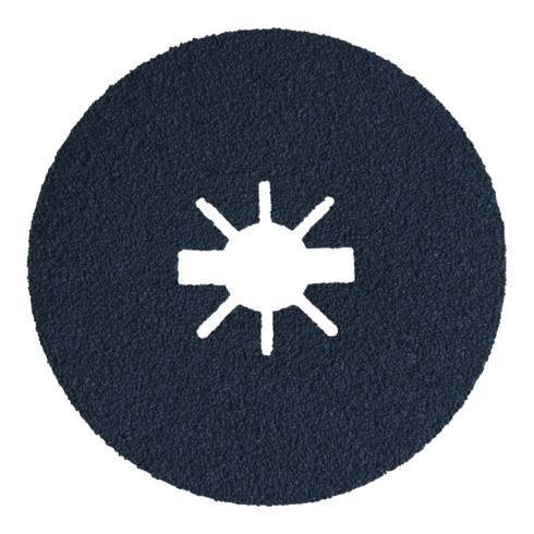 Klingspor CS 565 Fiberscheiben, 80 X-LOCK