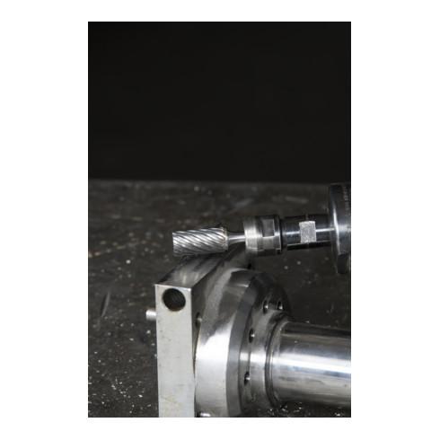 Klingspor HF 100 B Hartmetallfräser, Spezialverzahnung Stahl Stahl