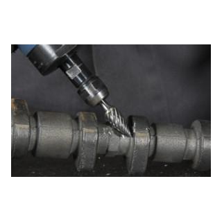 Klingspor HF 100 G Hartmetallfräser, Spezialverzahnung Stahl