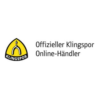 Klingspor Kleinschleifmop KM 613, LxBxH 80X40X6, Korn 80