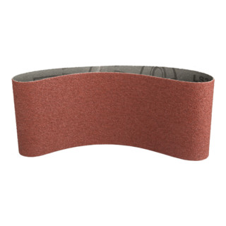 Klingspor Schleifband für Handbandschleifer LS 309 XH, LxB 60X400, Korn 120, F5