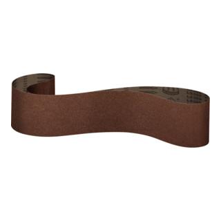 Klingspor Schleifband LS 309 X mit Gewebeunterlage für Metall Universal, NE-Metalle, Holz
