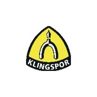Klingspor Schleifklotz SK 500, LxBxH 100X70X25, Korn 60