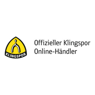 Klingspor Schleifmoprad SM 611, LxBxH 100X100X19, Korn 40