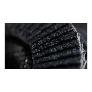 Klingspor SMT 624 Schleifmopteller, 180 x 22,23 mm Korn 40 gewölbt