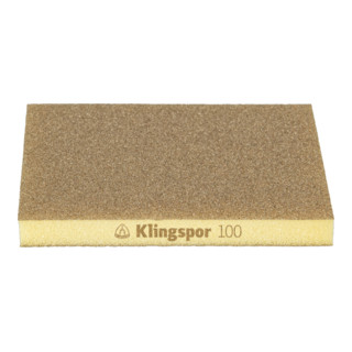 Klingspor SW 501 TR Schleifschwämme Aluminiumoxid