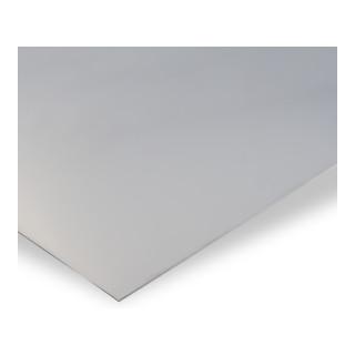 Klöckner Edelstahl Blech 1.4301 / V2A - kaltgewalzt glatt / leicht glänzend