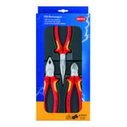 KNIPEX 00 20 12 Werkzeug-Set 292 mm