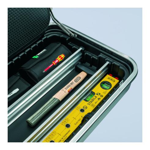 KNIPEX 00 21 42 Werkzeugkoffer ''BIG Twin'' Elektro, 63-teilig
