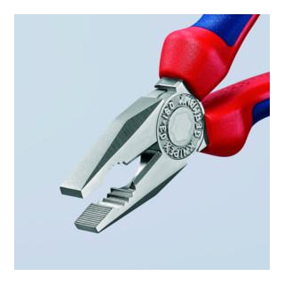 KNIPEX 03 05 180 Kombizange verchromt 180 mm