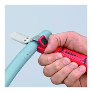 Knipex Abmantelungswerkzeug schlagfestes Kunststoffgehäuse