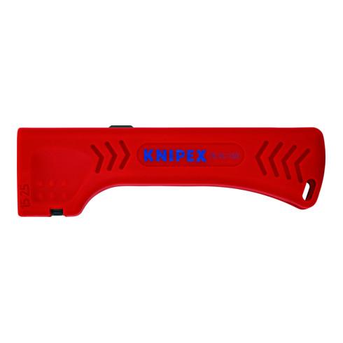 KNIPEX 16 90 130 SB Universal-Abmantelungswerkzeug für Gebäude- und Industriekabel 130 mm