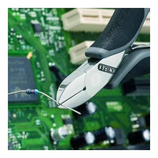 KNIPEX 77 02 115 ESD Elektronik-Seitenschneider ESD 115 mm