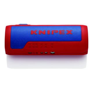 KNIPEX 90 22 02 SB TwistCut® Wellrohrschneider 100 mm