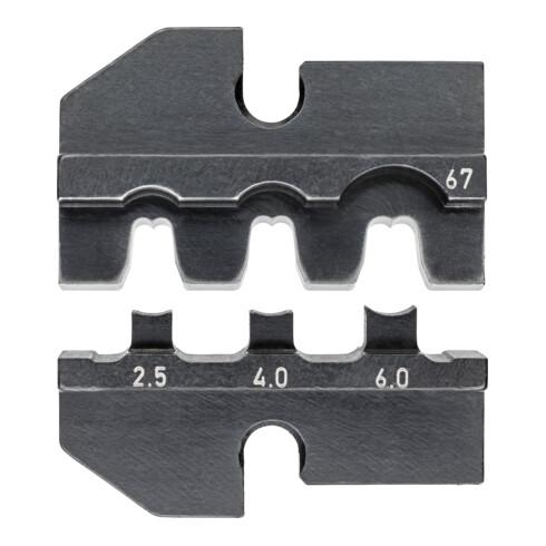KNIPEX 97 49 67 Crimpeinsatz für Solar-Steckverbinder SunCon (Hirschmann)