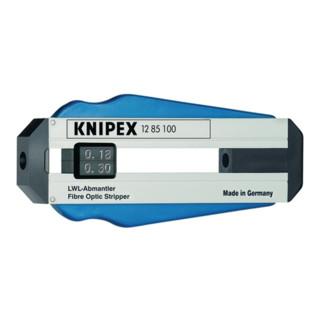 Knipex Abisolierwerkzeug für Glasfaserkabel 100 mm SB-verpackt