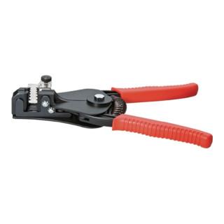 Knipex Abisolierzange mit Kunststoff-Griffhüllen