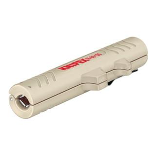 Knipex Abmantelungswerkzeug für Datenkabel 125 mm SB-verpackt