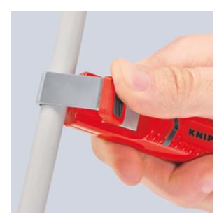 Knipex Abmantelungswerkzeug schlagfestes Kunststoffgehäuse 165 mm