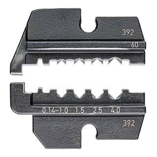 Knipex Crimpeinsatz für gedrehte Kontakte (HTS + Harting) 0,14-4mm²