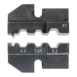 Knipex Crimpeinsatz LWL-Stecker FSMA-,ST-, SC- + STSC-/K-Stecker 97 49 83 Passend für Marke Kni - broschei