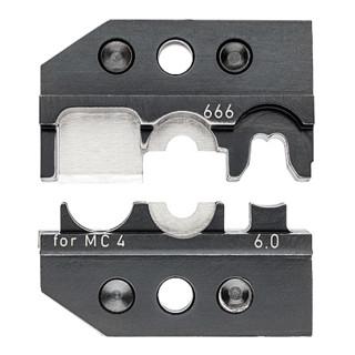 Crimpeinsatz für Solar-Steckverbinder MC4 (Multi-Contact) AWG 10 Kapazität 6,0 mm²