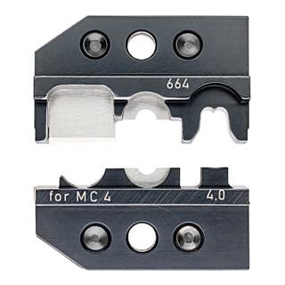 Crimpeinsatz für Solar-Steckverbinder MC4 (Multi-Contact) AWG 11 Kapazität 4,0 mm²