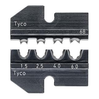 Knipex Crimpeinsatz für Solar-Steckverbinder Solarlok (Tyco)
