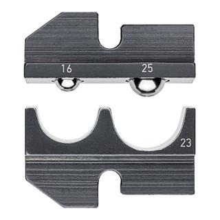 Knipex Crimpeinsatz für unisolierte Kabelschuhe und Steckverbinder 16/25mm²