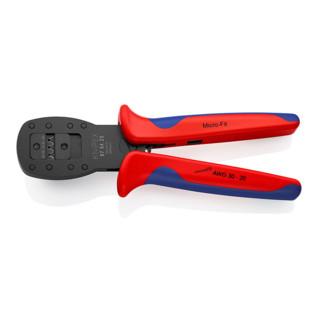 Knipex Crimpzange für Miniaturstecker Parallelcrimpung 190 mm für Micro-Fit