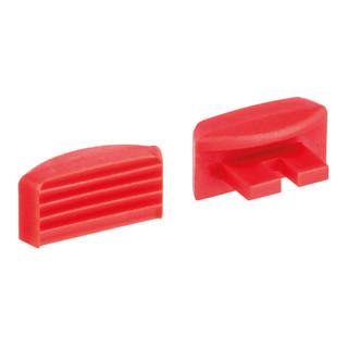 Knipex Ersatzklemmbacken für Knipex Selbsteinstellende Abisolierzange mit Abisolierwerten 0,03-10mm²