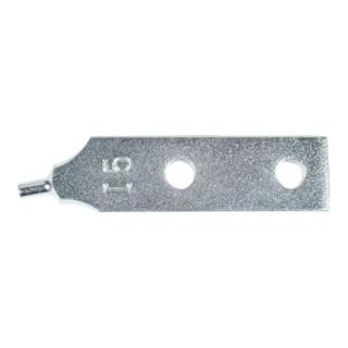Knipex Ersatzspitzen für Knipex Sicherungsringzange 570mm