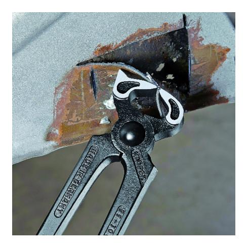 Knipex Hufbeschlagzange schwarz atramentiert 300mm