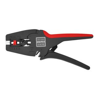Knipex MultiStrip 10 automatische Abisolierzange 195mm Abisoliertwerte 0,03-10mm2