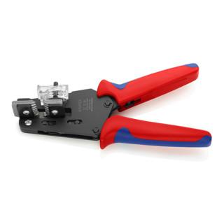 Knipex Präzisions-Abisolierzange mit Mehrkomponenten-Hüllen