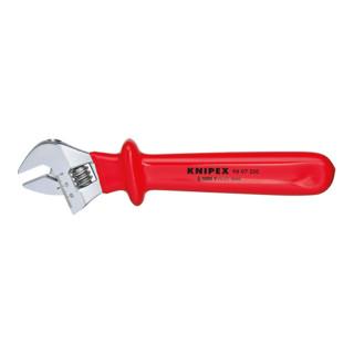 Knipex Rollgabelschlüssel verstellbar 260 mm