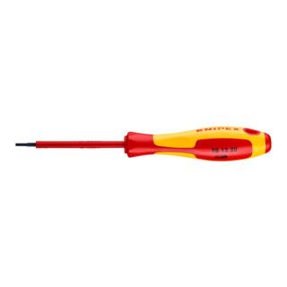 Knipex Schraubendreher für Innensechskantschrauben 175 mm