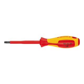 Knipex Schraubendreher für Torx-Schrauben TX 20