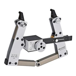 Knipex Sicherungsringwerkzeug für Innen- und Außenringe bis zu 1000mm Nennweite