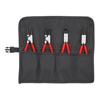 Knipex Sicherungsringzangen-Set 4-teilig