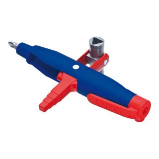 Knipex Stift-Profi-Key für gängige Absperrsysteme 145mm