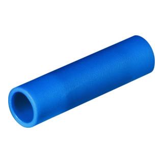 Knipex Stoßverbinder isoliert Kabel 1,5-2,5 mm² AWG 15-13 blau