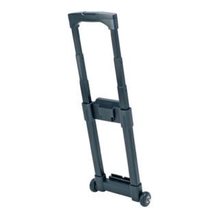 Knipex Teleskopbügel für rollenden Koffer-Transport von Werkzeugkoffer Big Twin
