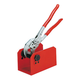Knipex Testständer für Zangenschlüssel und Schraubzange