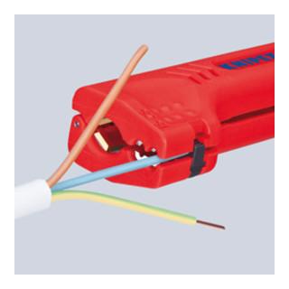 Knipex Universal-Abmantelungswerkzeug für Gebäude- und Industriekabel 130 mm