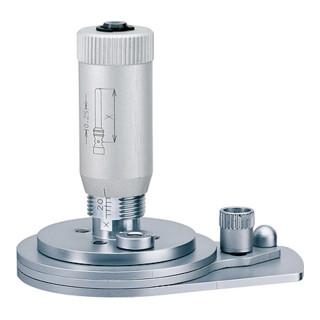 Knipex Universal-Positionierhilfe für Vierdornpresszange für gedrehte Kontakte 97 52 65 / 97 52 65 A / 97 52 65 DG / 97 52 65 DG A