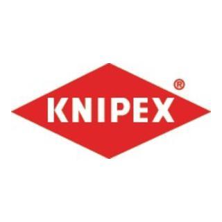 Knipex Wasserpumpenzange Cobra® 300mm grau atramentiert, mit rutschhemmendem Kunststoff überzogen