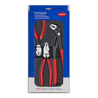 Knipex Werkzeug-Set Kraft-Paket